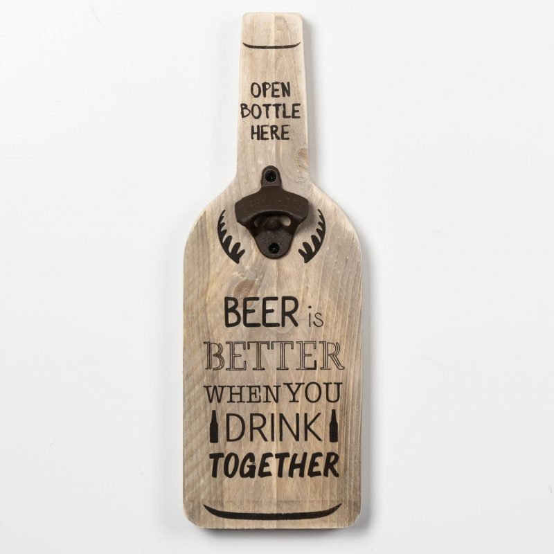Tekstbord - Beer